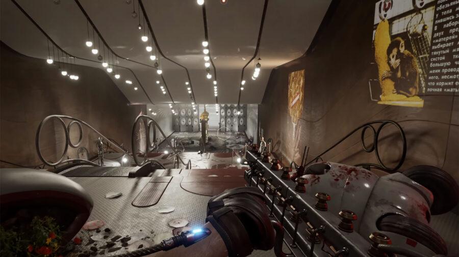 Atomic Heart ressurge mostrando batalha contra chefe e terá versões para PS5 e Xbox Series X