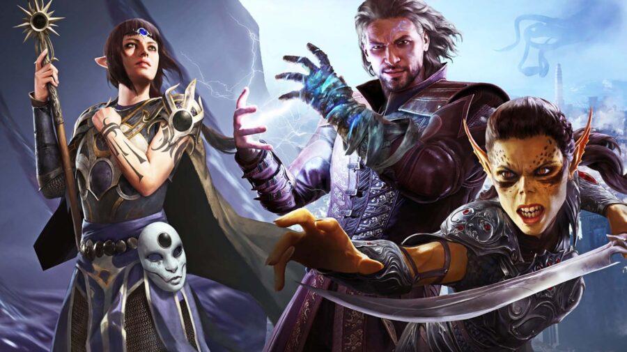 Baldur's Gate III será lançado em Acesso Antecipado no dia 30 de setembro