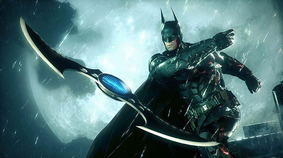 Novidades sobre próximo jogo do Batman poderão surgir nesta terça (18) ao meio-dia