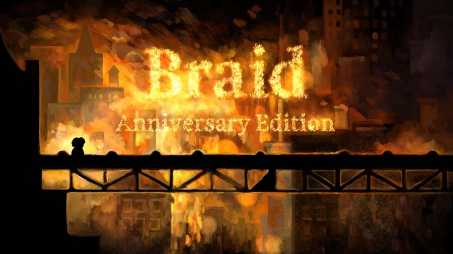 Braid Anniversary Edition chega em 2021 para consoles e PC