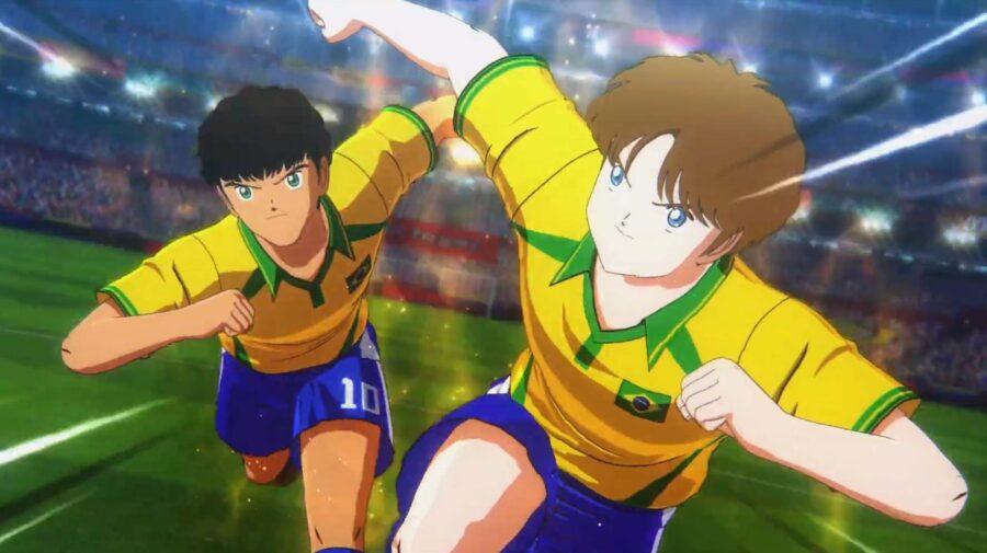 Seleção brasileira é destaque em novo trailer de Captain Tsubasa: Rise of New Champions