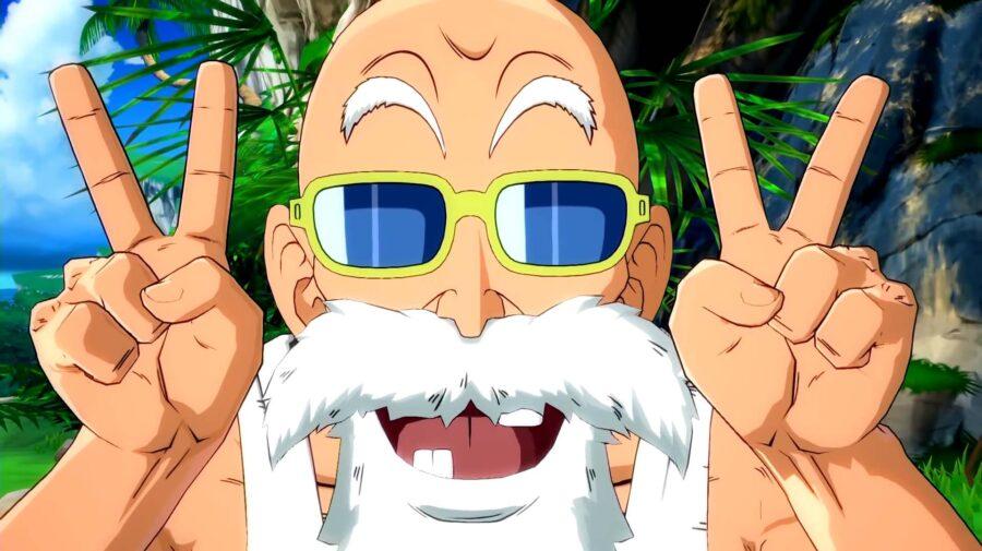 Mestre Kame será incluído em Dragon Ball FighterZ em setembro