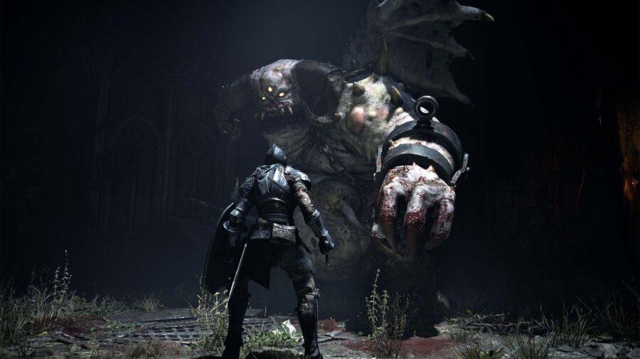 Demon's Souls ganha vídeo com prévia da jogabilidade e está incrível