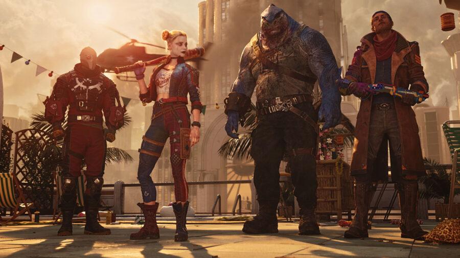 Esquadrão Suicida: Mate a Liga da Justiça ganha trailer e sai em 2022 para PC, PS5 e Xbox Series X