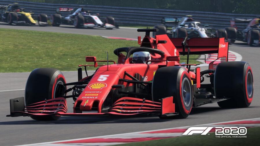 F1 2020 recebe suporte ao DLSS da Nvidia disponível nas placas GeForce RTX