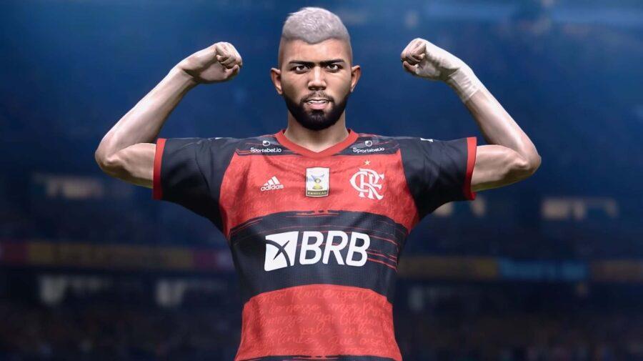 Konami torna-se patrocinadora oficial do Flamengo