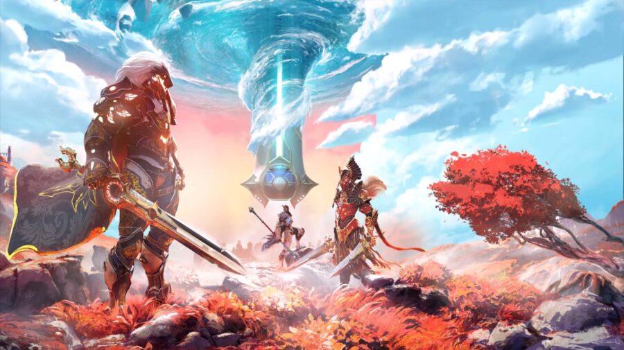 Godfall recebe vídeo mostrando com detalhes o jogo rodando no PS5