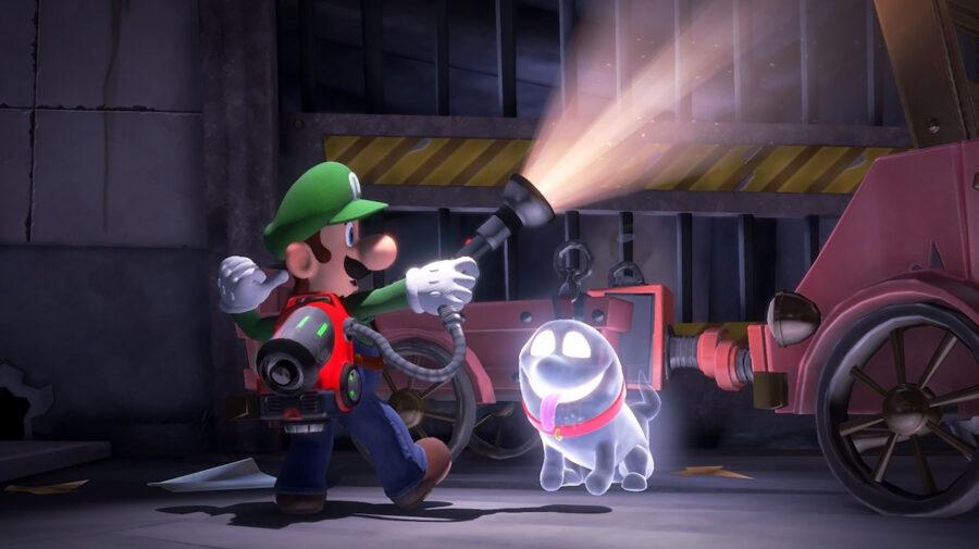 Luigi's Mansion 3 por R$ 175,55 na eShop e outros jogos em promoção