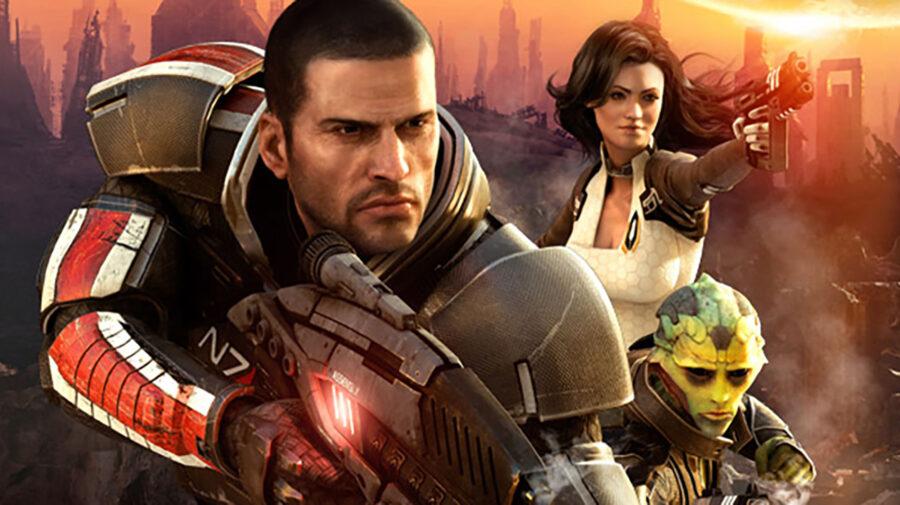 Remasterização de Mass Effect Trilogy talvez seja anunciada em setembro