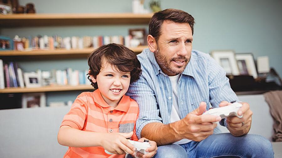 Pesquisa Game Brasil: 71% dos pais no Brasil jogam games com os filhos