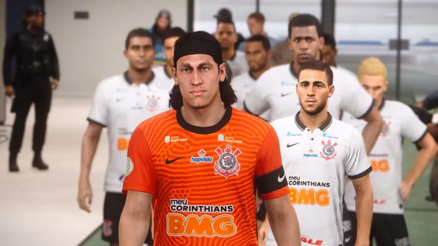Konami torna-se patrocinadora oficial do Corinthians