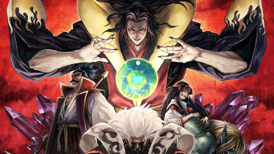 Samurai Shodown NeoGeo Collection chega hoje no Brasil em mídia física para PS4