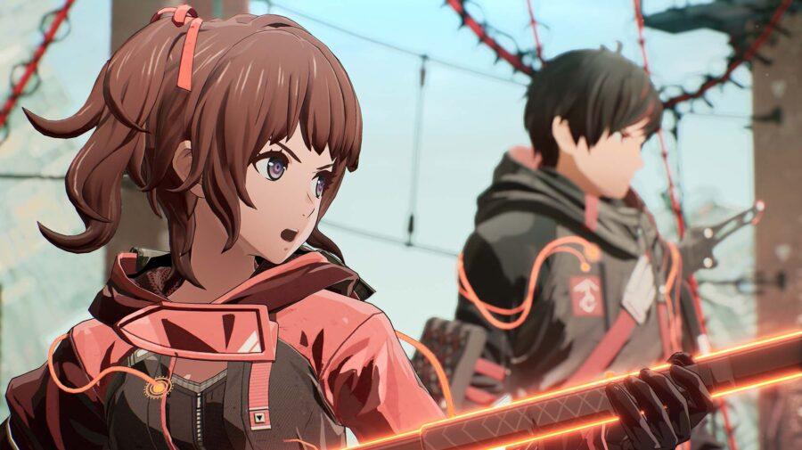Scarlet Nexus ganha novo trailer focado nas habilidades dos personagens