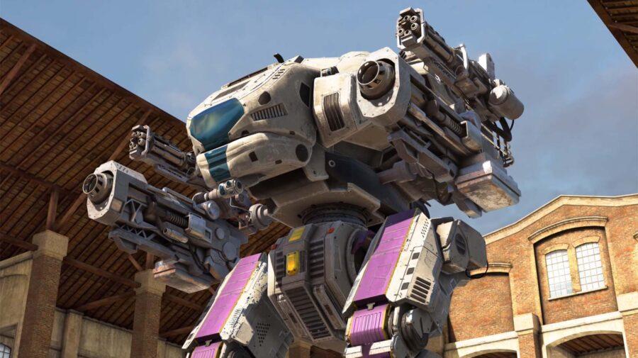 Papamóvel se transforma em robô gigante neste trailer de Serious Sam 4