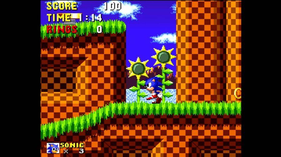 Programador brasileiro cria demo de Sonic the Hedgehog para SNES