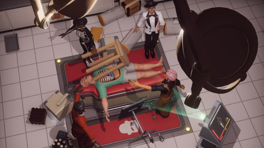 Surgeon Simulator 2 terá beta fechado neste fim de semana