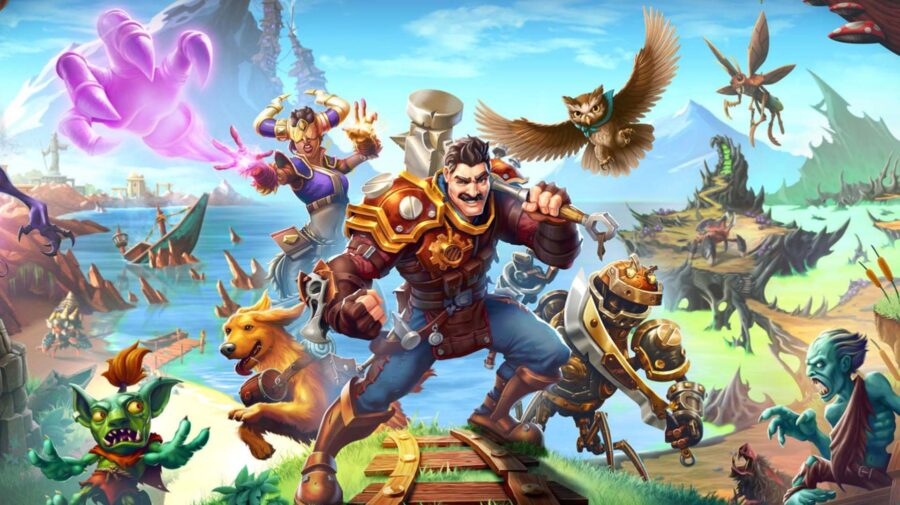 Torchlight III chega ainda este ano para PC, PS4, Switch e Xbox One