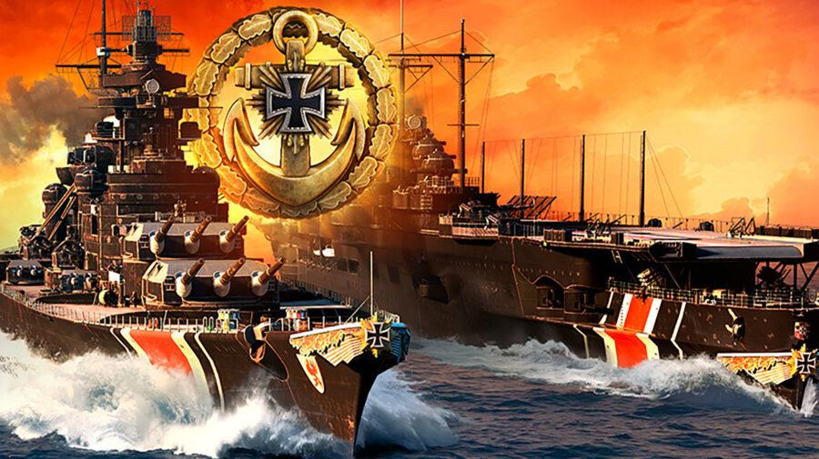 World of Warships: Novos porta-aviões alemães chegam ainda hoje