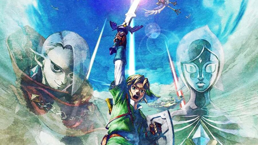The Legend of Zelda: Skyward Sword pode estar a caminho do Switch