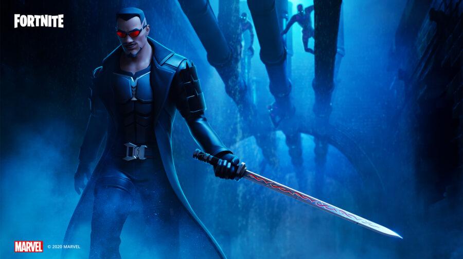 Fortnite: Skin do Blade está disponível na loja