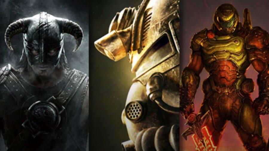 """Jogos da Bethesda estarão """"primeiro ou melhores"""" no Xbox e PC, diz diretor financeiro do Xbox"""