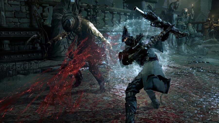 Bloodborne está de graça na PlayStation Plus