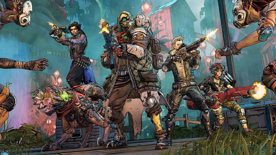 Borderlands 3 será lançado para PlayStation 5 e Xbox Series X