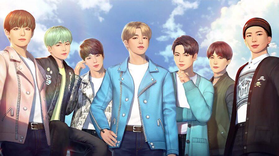 BTS Universe Story chega aos celulares no dia 24 de setembro