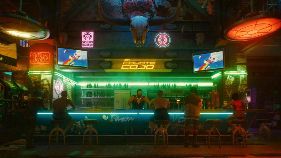 Vídeo mostra Cyberpunk 2077 rodando nas novas GeForce RTX 30