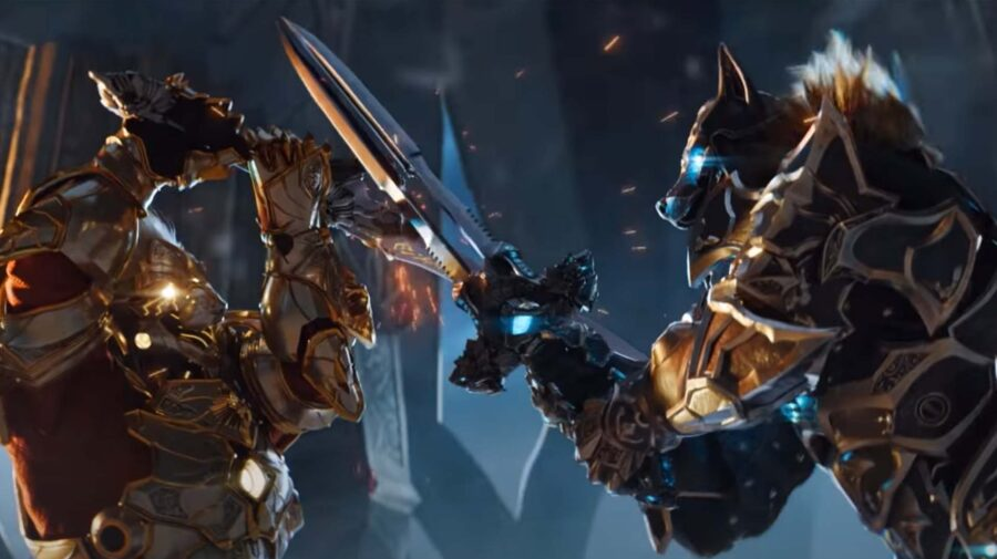 Godfall entra em pré-venda para PS5 por R$ 349,90 e ganha trailer cinemático
