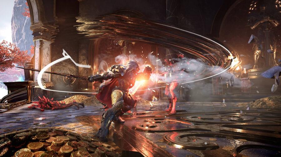 Godfall entra em pré-venda no PC e ganha trailer mostrando jogabilidade em 4K e 60 fps