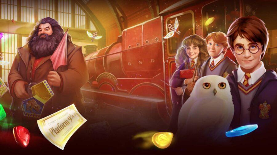 Harry Potter: Puzzles & Spells já está disponível e ganha trailer de lançamento em português