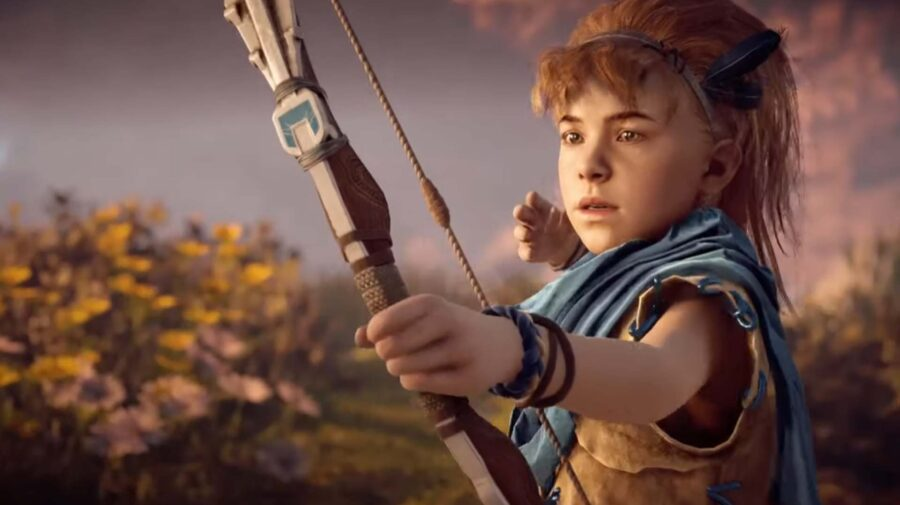 Horizon Zero Dawn para PC ganha outro patch que repara bug onde Aloy permanecia como criança