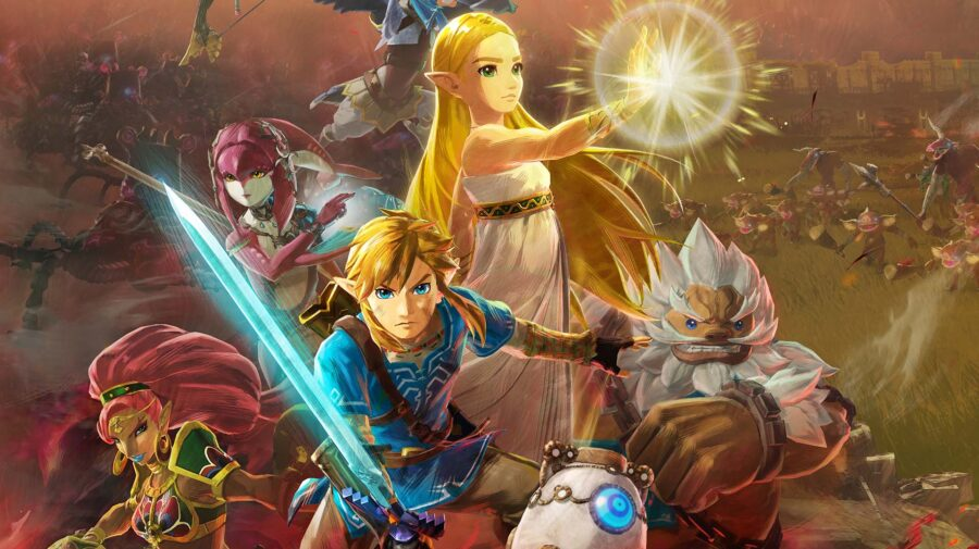 Hyrule Warriors: Age of Calamity é prequel de Breath of the Wild e chega em novembro