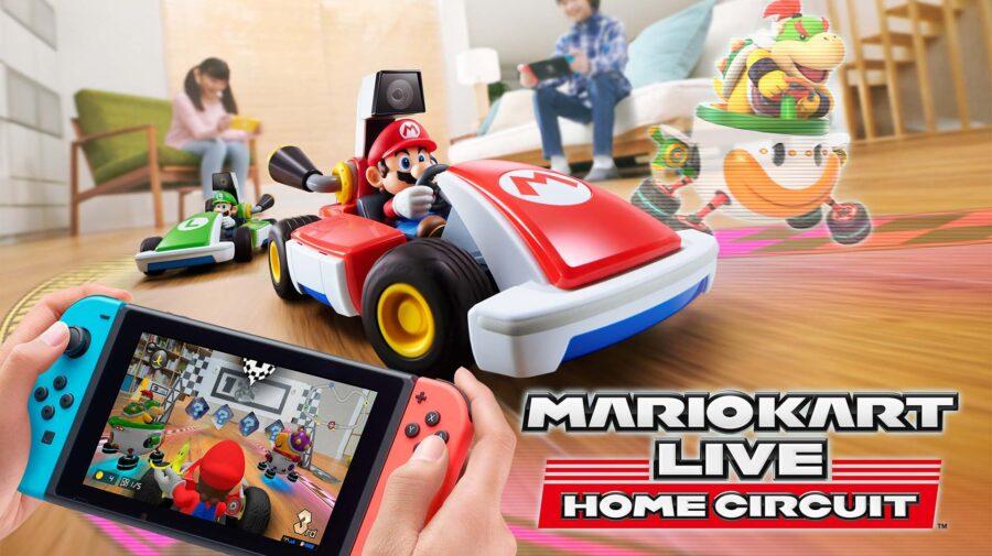 Mario Kart Live: Home Circuit transforma sua sala ou quarto em um autódromo