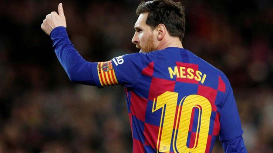 Messi é o melhor jogador de futebol do mundo, de acordo com FIFA 21