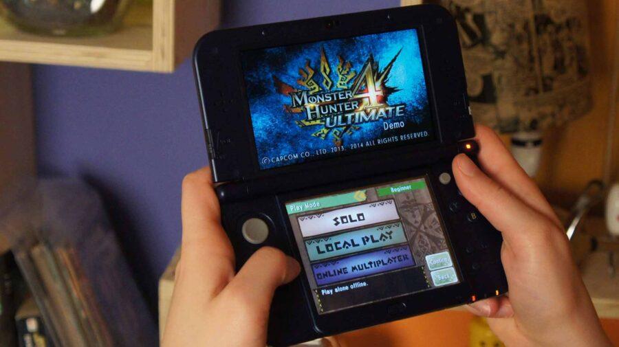 Linha de portáteis Nintendo 3DS tem produção encerrada no Japão