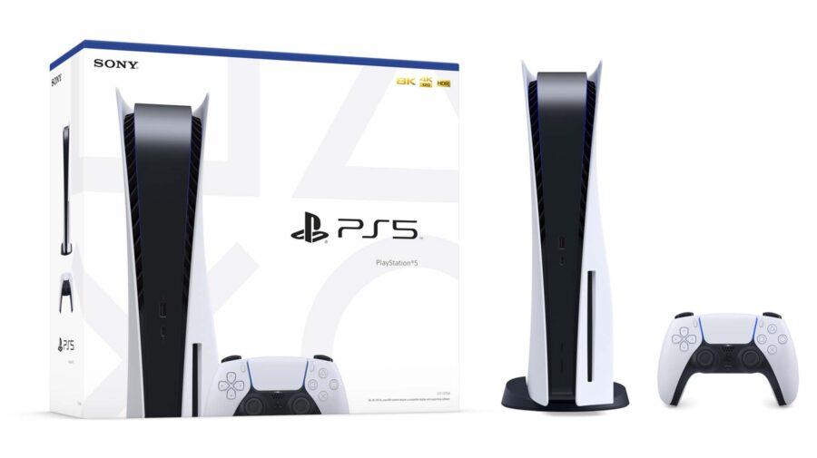 PS5 é o console com as vendas mais rápidas da história dos EUA em termos de receita