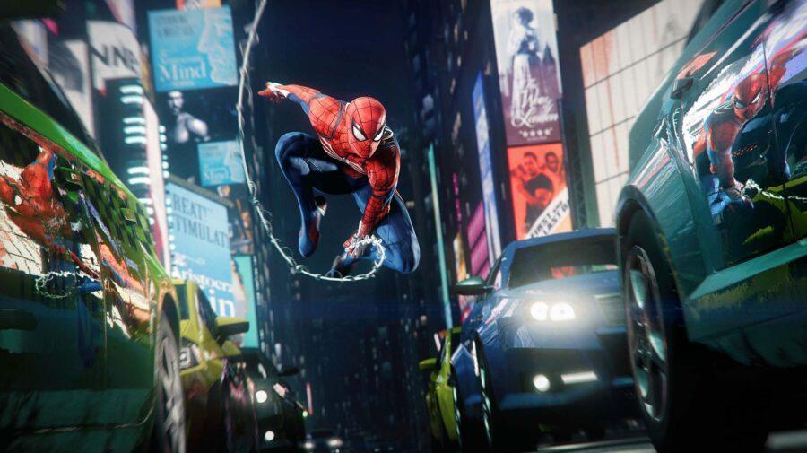 Spider-Man Remastered receberá modo de desempenho com Ray Tracing em breve