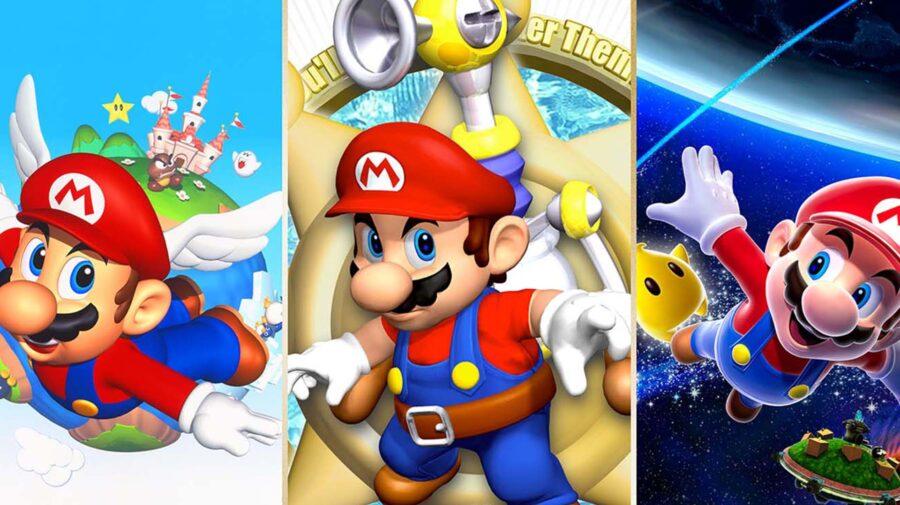 Mineração de dados sugere que jogos em Super Mario 3D All-Stars rodam via emulação