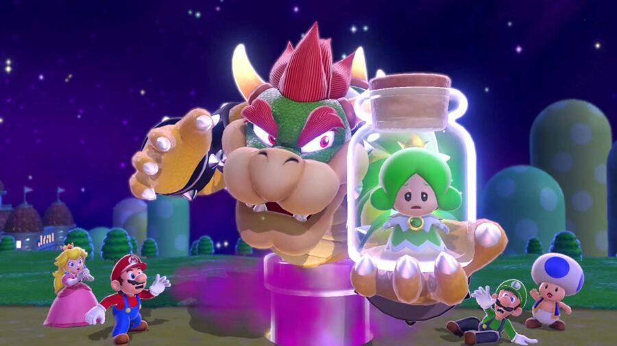 Super Mario 3D World + Bowser's Fury chega em 12 de fevereiro de 2021 para Switch