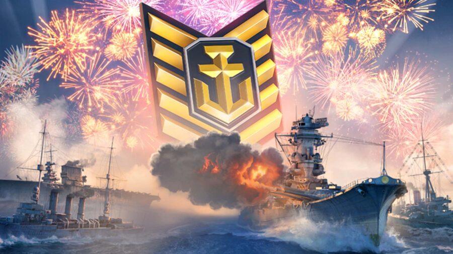 World of Warships completa 5 anos e prepara diversas novidades aos jogadores