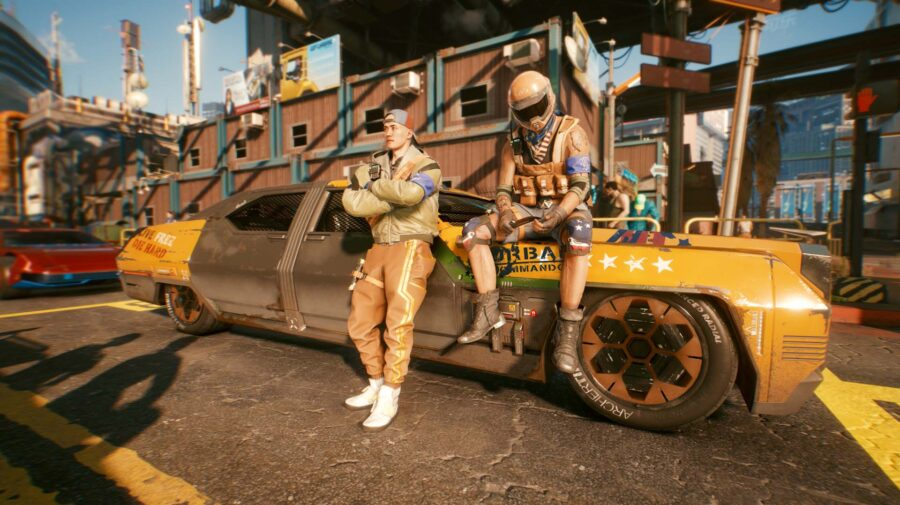 Novo vídeo apresenta jogabilidade de Cyberpunk 2077 no PS4 Pro e PS5