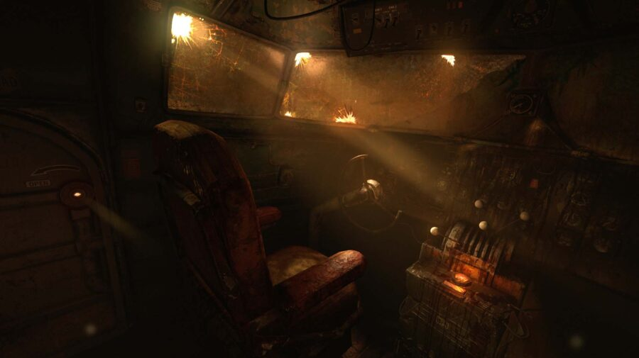 Terror de Amnesia: Rebirth é mostrado em vídeo com 5 minutos de gameplay