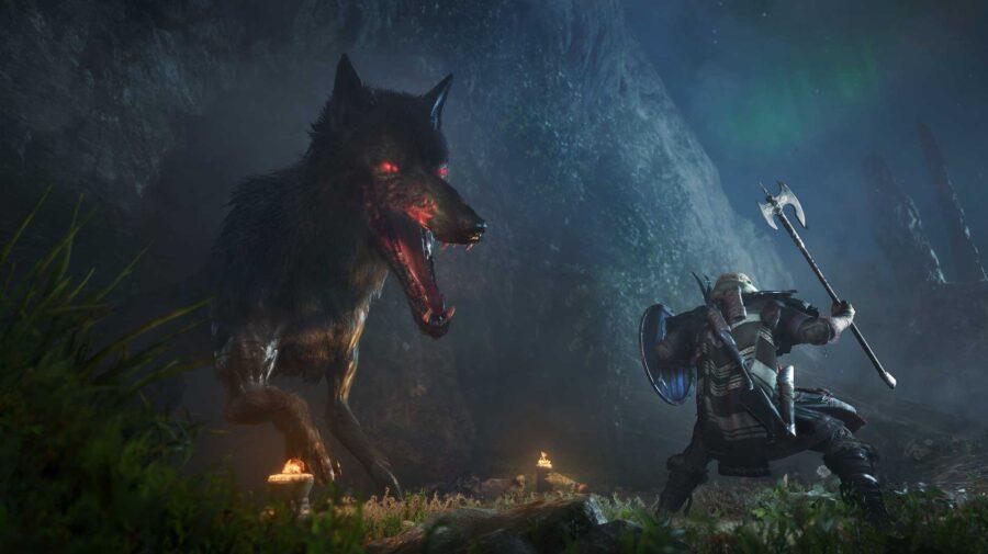 Assassin's Creed Valhalla vai a gold e está pronto para ser lançado