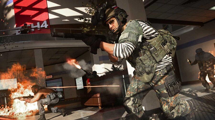 Próxima atualização para Call of Duty: Modern Warfare permitirá deixar o jogo menor no PC
