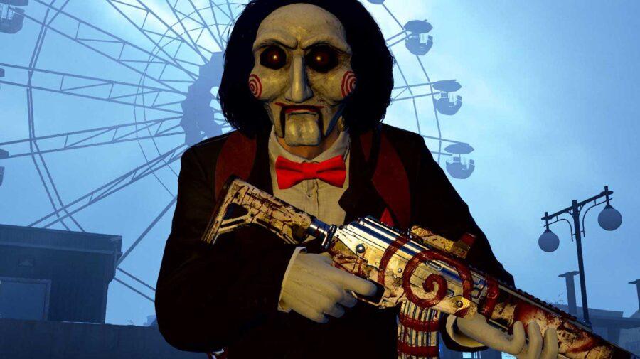 Evento de Halloween em Modern Warfare e Warzone terá vilões de filmes de terror famosos