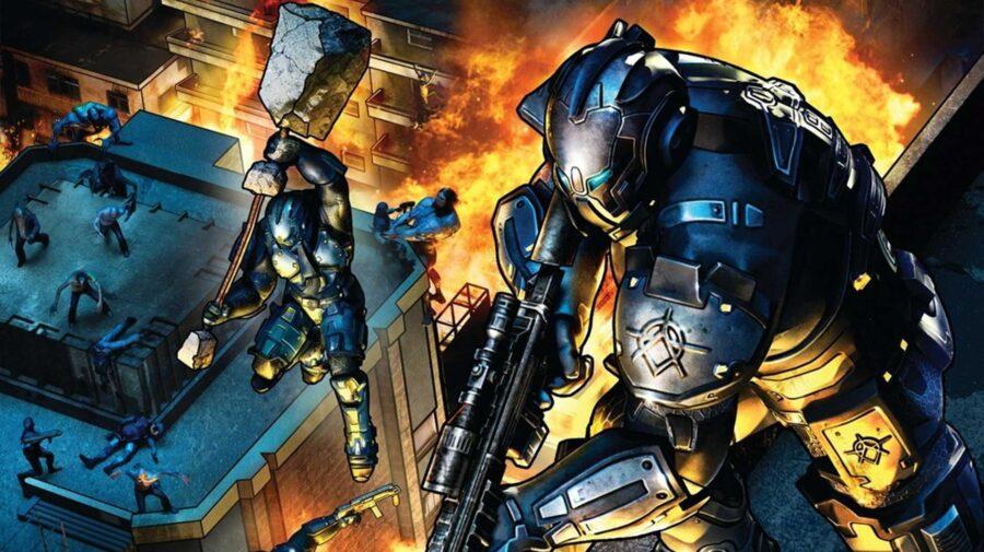 Rockstar compra estúdio responsável pelo desenvolvimento de Crackdown 2