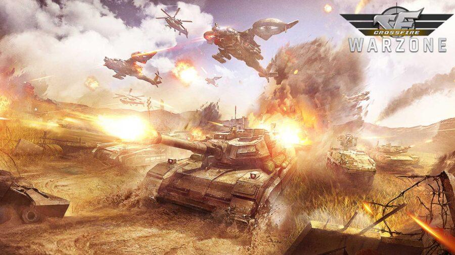 Crossfire: Warzone recebe atualização com evento focado em PvP