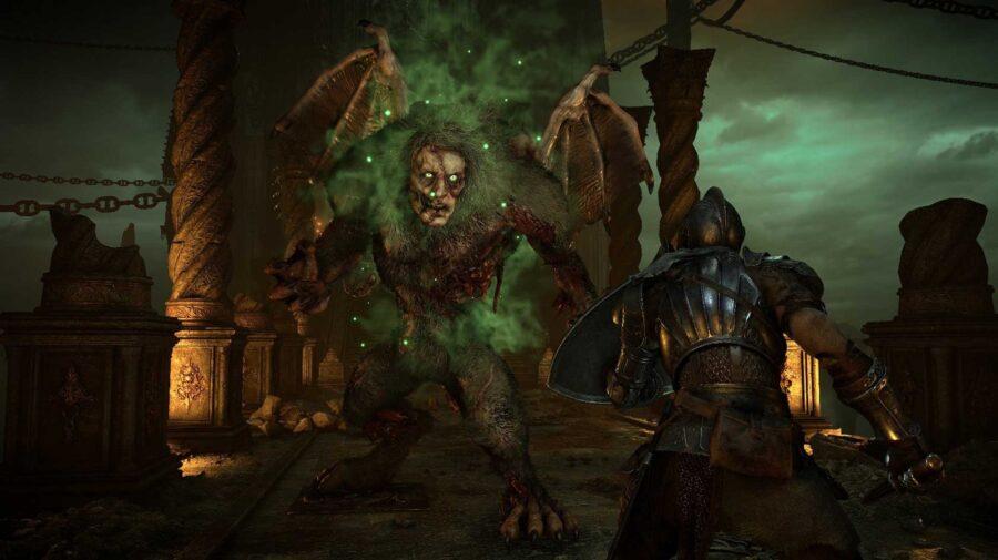 Demon's Souls não tem níveis de dificuldade e nunca terá, de acordo com estúdio